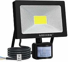 Meike - Proyector LED con detector de movimiento