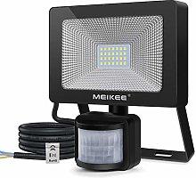 MEIKEE 25W Foco LED con Sensor de Movimiento,