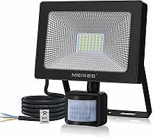 MEIKEE 35W Foco LED con Sensor de Movimiento,