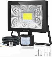 MEIKEE 50W Foco LED con Sensor de Movimiento,