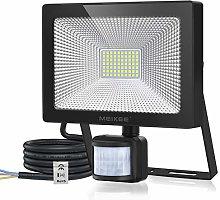 MEIKEE 60W Foco LED con Sensor de Movimiento,