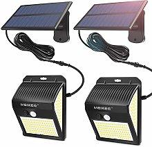 MEIKEE Lámparas Solares de Seguridad 450LM, LED