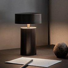 Menu Column lámpara de mesa LED batería recargable