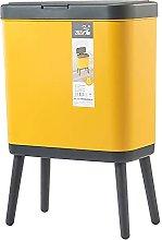 MERIGLARE Cubo de basura de la cocina 15L Cubo de
