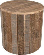 Mesa auxiliar de pino
