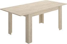 Mesa Comedor Extensible -Natural- 77 x 140-190 x