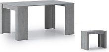 Mesa  Consola de comedor extensible hasta 140 cm,