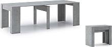 Mesa  consola de comedor extensible hasta 237 cm,