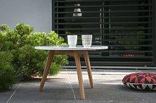 Mesa de centro estilo vintage Briët