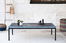 Mesa de centro estilo vintage Moriz