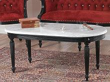 Mesa de centro Isabelle estilo Barroco Dark color