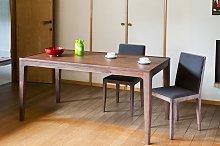 Mesa de comedor de estilo escandinavo Hemët