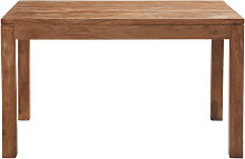 Mesa de comedor de madera de maciza de sheesham 6