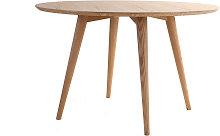 Mesa de comedor diseño fresno LIVIA