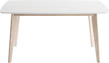 Mesa de comedor diseño L150 LEENA
