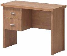 Mesa de escritorio 2 cajones maple Oscar