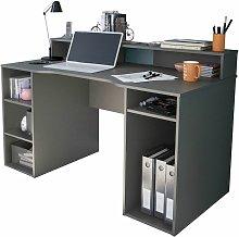 Mesa de escritorio OzoneAntracita