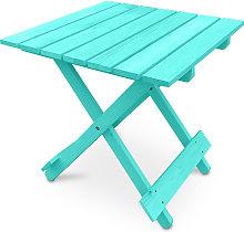 Mesa de jardín Adirondack de madera muebles de