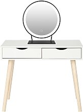 Mesa de Maquillaje Mesa de escritorio Juego de