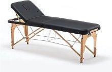 Mesa de masaje plegable plegable portátil salón