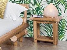 Mesa de noche DAHLIA - 1 hueco - Bambú