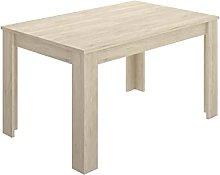 Mesa Extensible de diseño Moderno Dine Tablero de
