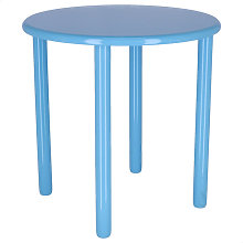 Mesa infantil MOON azul