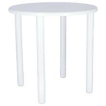 Mesa infantil MOON blanca