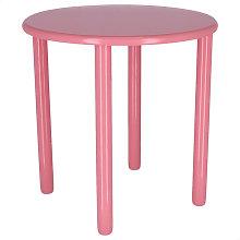 Mesa infantil MOON rosa