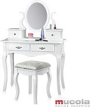 Mesa para maquillaje Tocador Mesa de cosméticos
