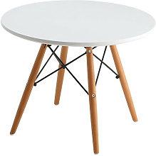 Mesa para niños 50 cm - Blanca - 50