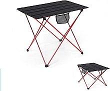 Mesa plegable al aire libre Mesa de picnic Puesto