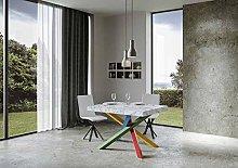 Mesa Volantis Multicolor 4/B extensible 90 x 130