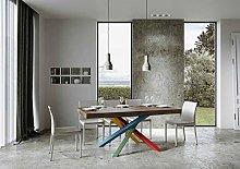 Mesa Volantis Multicolor 4/B extensible 90 x 160