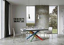 Mesa Volantis Multicolor 4/B extensible 90 x 180