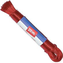 Metaltex - Cuerda de acero plastificada para