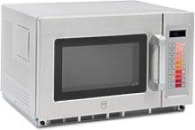 METRO Professional Microondas GMW1034D, 1800 W, 34L
