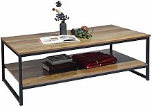 MEUBLE COSY, Table Basse Design Moderne, Madera, 2