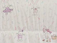 MI CASA Edredon Love 90, Multicolor, 90 cm