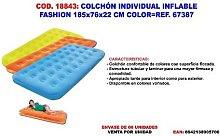 MIBRICOTIENDA colchon finstock individual inflable
