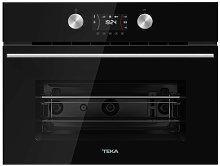 Microondas con grill integrable negro Teka