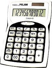 Milan 152012BL Calculadora electrónica 12 dígitos