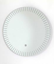 Milano Visula Espejo de Baño Redondo LED 10W con
