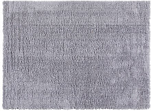 Miliboo - Alfombra gris antracita 160x230 cm PLUMA