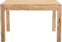 Miliboo - Mesa de comedor extensible en acacia