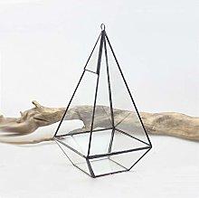 MINGZE para Colgar Cristal terrario, diseño de