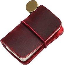 Mini cuaderno recargable único elegante Look