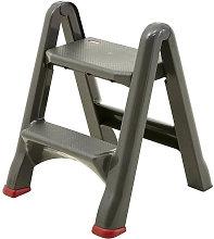 Mini escalera ABS negro Timblau