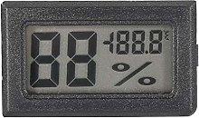 Mini Termómetro de Humedad Preciso, Higrómetro