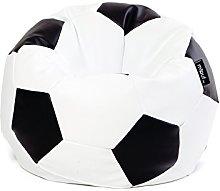 MiPuf - Puff Futbol Original - 90cm diámetro -